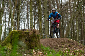 Photo of Kevin GUNNER at Aston Hill