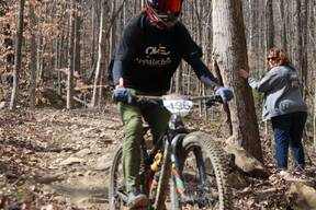 Photo of Alex LESUEUR at Windrock, TN
