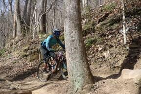Photo of Blake CHERUBINI at Windrock, TN