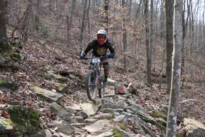 Photo of Quincy ROBINSON at Windrock, TN