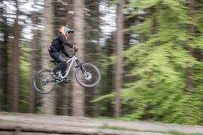 Photo of Rider Huggy Lewi at Hamsterley