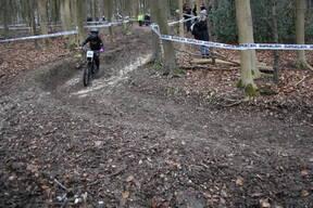Photo of Zoe REPMAN at Aston Hill