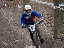 Photo of an untagged rider at Aston Hill