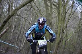 Photo of Nick TOWERS at Birchall Woods