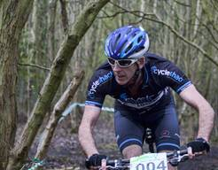 Photo of Andy ROBINSON (gvet) at Birchall Woods