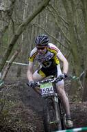 Photo of an untagged rider at Birchall Woods