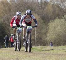 Photo of Steve LARGE at Birchall Woods