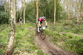 Photo of Keith PETERS at Birchall Woods