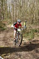 Photo of Roy DAVIES at Birchall Woods