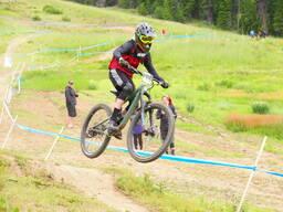 Photo of Cameron POMERINKE at Tamarack Bike Park