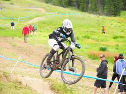 Photo of Walker PETERSON at Tamarack Bike Park