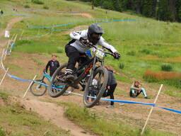 Photo of James CAREY at Tamarack Bike Park