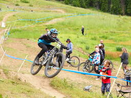Photo of Aiden MCLEAN at Tamarack Bike Park