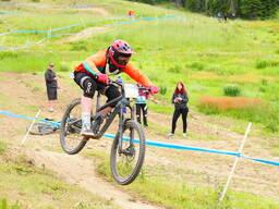 Photo of Ellis NELSON at Tamarack Bike Park