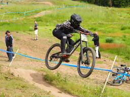 Photo of Seth JARRELL at Tamarack Bike Park
