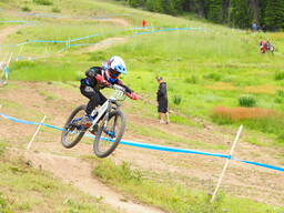 Photo of Elliott KLEIN at Tamarack Bike Park