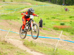 Photo of Kaisen OLKONEN at Tamarack Bike Park, ID
