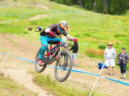 Photo of Daniel JOHNSON at Tamarack Bike Park, ID