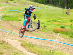 Photo of Alex WILLIAMS at Tamarack Bike Park, ID