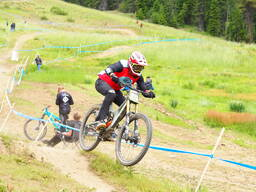 Photo of Colin MCELYEA at Tamarack Bike Park