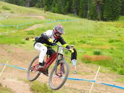 Photo of Kody CLARKE at Tamarack Bike Park