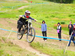 Photo of Kaleb WELLS at Tamarack Bike Park