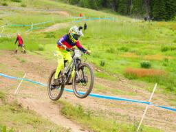 Photo of Rowyn KASTRIN at Tamarack Bike Park, ID