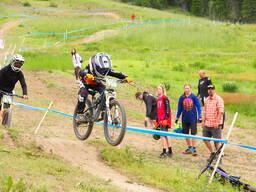 Photo of Griffin SHEPHERD at Tamarack Bike Park, ID