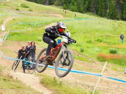 Photo of Kristopher BAUGHMAN at Tamarack Bike Park