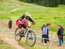 Photo of Marc GAROUTTE at Tamarack Bike Park, ID