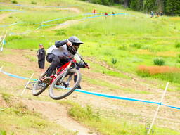 Photo of Greysen THWEATT at Tamarack Bike Park
