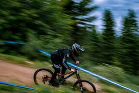 Photo of Denton JOHNSON at Tamarack Bike Park