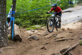 Photo of Michael LASALATA at Tamarack Bike Park, ID