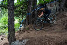 Photo of Stewart GREER at Tamarack Bike Park, ID