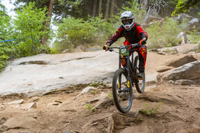 Photo of Logan WALKER at Tamarack Bike Park