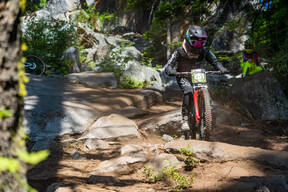 Photo of Julia LOFQVIST TRAUM at Tamarack Bike Park, ID