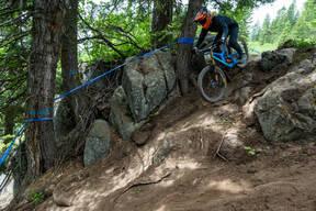 Photo of Tobin WALKER at Tamarack Bike Park