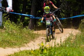 Photo of Aubrey BOTTS at Tamarack Bike Park, ID