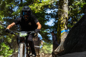 Photo of Gabe HENDERSON at Tamarack Bike Park