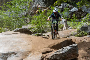 Photo of Fred LARIVIERE at Tamarack Bike Park
