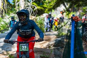 Photo of Kialani HINES at Tamarack Bike Park, ID