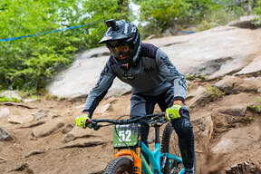 Photo of Cole SUETOS at Tamarack Bike Park
