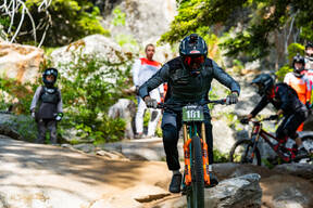 Photo of Thomas LAWSON at Tamarack Bike Park