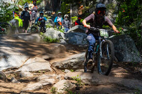 Photo of Wyatt PARKER at Tamarack Bike Park