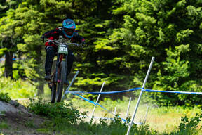 Photo of Mike WIESER at Tamarack Bike Park