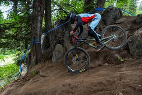 Photo of Tyler ERVIN at Tamarack Bike Park, ID