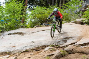 Photo of James HELBLING at Tamarack Bike Park, ID