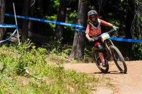 Photo of Alaina GULIUZZA at Tamarack Bike Park, ID