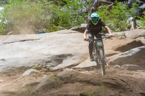 Photo of Alex PARISH at Tamarack Bike Park