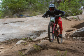 Photo of Dylan MAPLES at Tamarack Bike Park, ID
